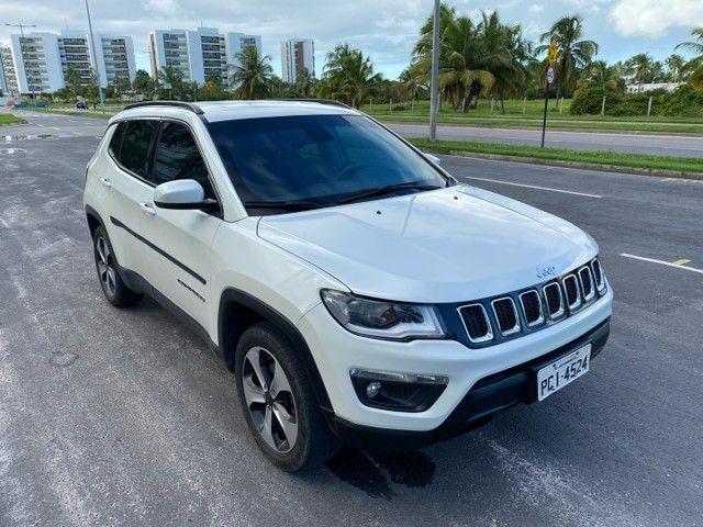 Jeep Compass 2017 Diesel Blindado  - Foto 5