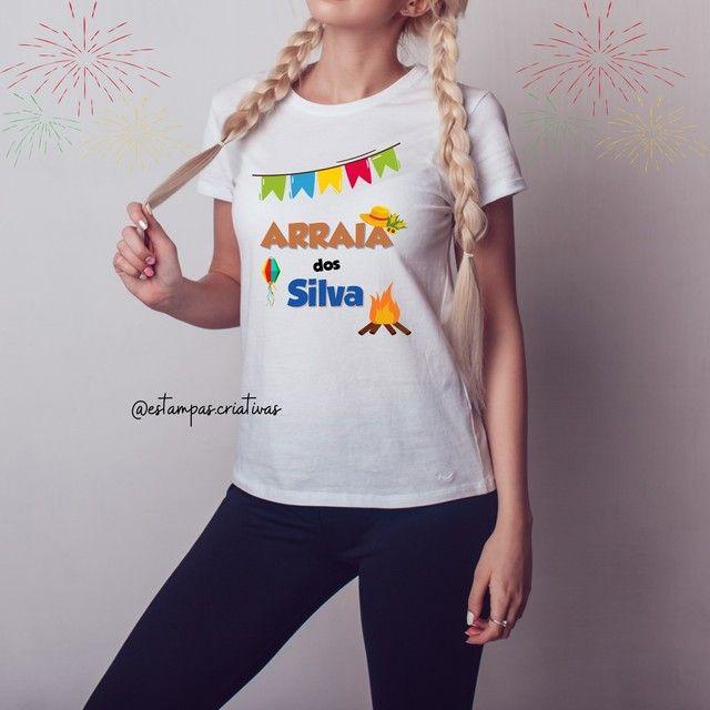 Camisa Personalizada São João