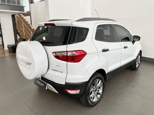 Ford Ecosport 1.6 Freestyle + Couro e Pneus novos - Foto 7