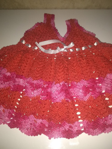 Vestidos de croche - Foto 3
