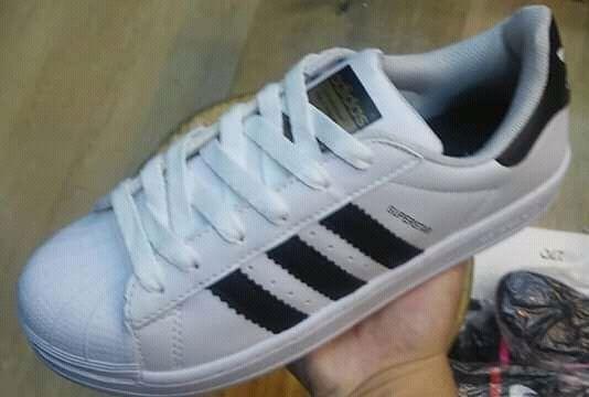 Tênis Adidas Superstar!!! - Foto 4