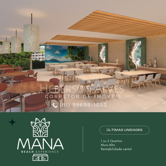 HC - Unidade Térrea | Mana Beach Experience | Rentabilidade Certa - Foto 13