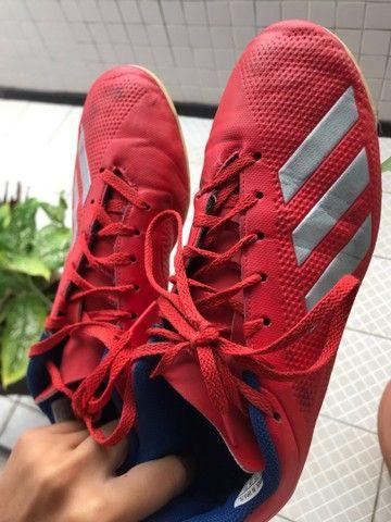 Chuteira Futsal adidas X 18.4 IN - Foto 2