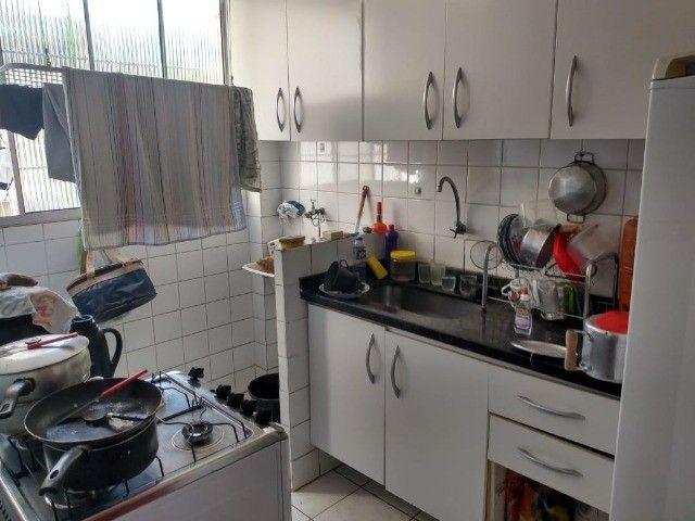 Cod.:3088 Apartamento, a venda, 2 quartos, armários, 1 vaga coberta no São João Batista - Foto 8
