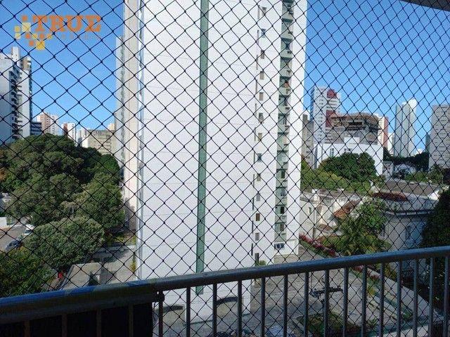 Apartamento com 3 dormitórios à venda, 126 m² por R$ 270.000,00 - Graças - Recife/PE - Foto 3
