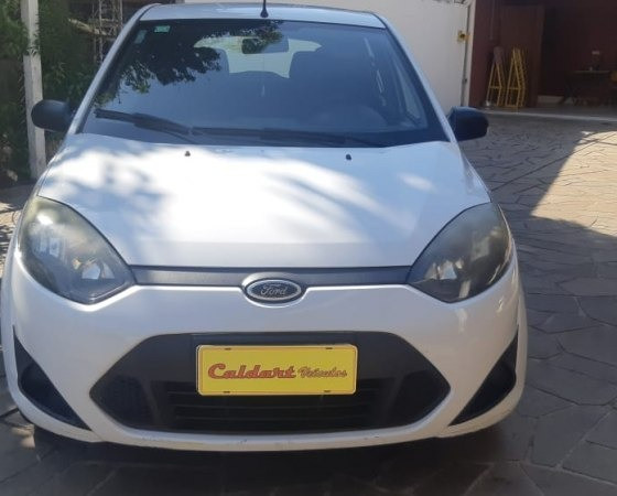 Ford - Fiesta - 1.0 FLEX - 2013