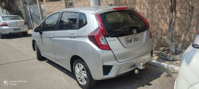 Honda fit lx flexone 2015 automático baixo km  - Foto 3