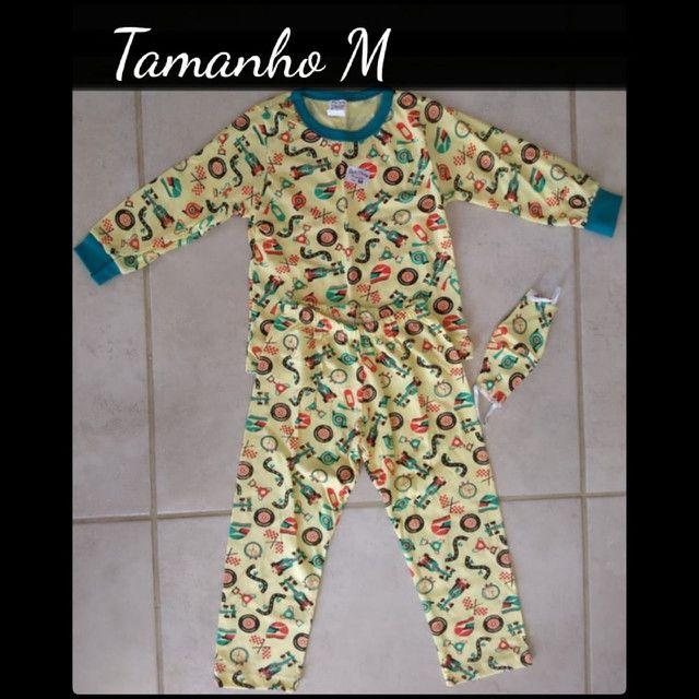 Pijamas infantis 19,99 - Foto 4
