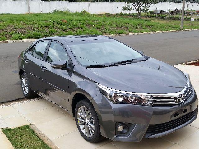 toyota corolla xei 2 0 2017 2017 carros botafogo campinas olx. Black Bedroom Furniture Sets. Home Design Ideas
