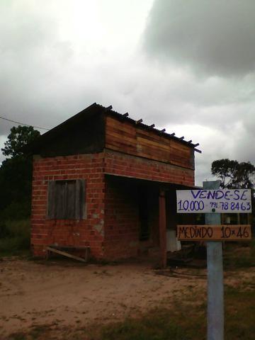 Ferreira Gomes. bairro da Portelinha
