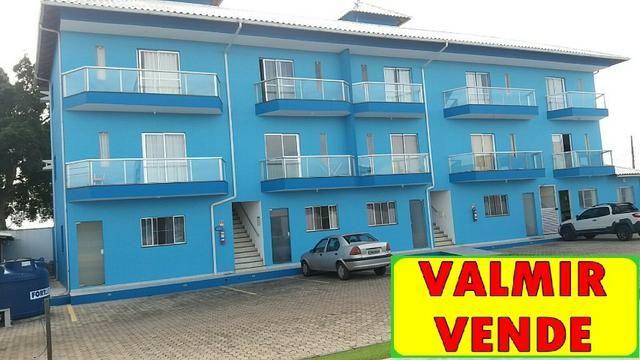 Apartamento 01 quarto, 100% mobiliado, piscina, churrasqueira, Balneário de jacaraipe