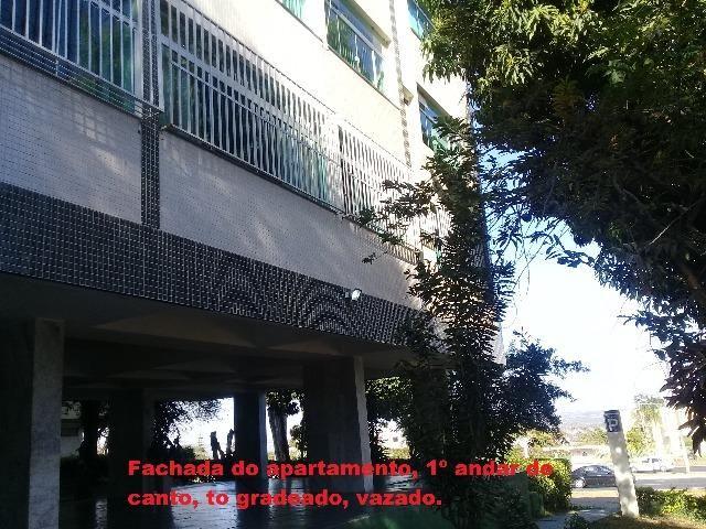 Apartamento - 406 Sul, 1º andar, Sala, Cozinha, Banheiro, 3 Quartos, DPE