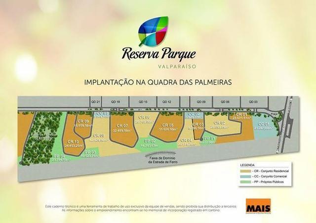Reserva parque Valparaiso -go