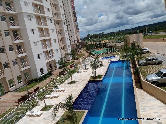 Residencial Esplanada Reserva Taguatinga Apartamento de 3 Quartos Prontos para Morar
