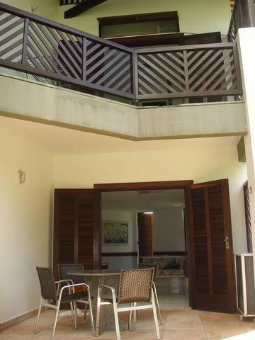 Apartamento Duplex Praia do Forte 151m² 2 suítes 2 vagas, decorado mobiliado - Foto 14