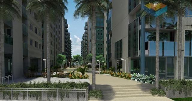 Condomínio JTR Apartamento residencial à venda, Ponta Verde, Maceió.