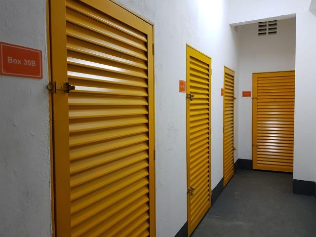 Depósito Box Guarda Tudo Self Storage Brasília