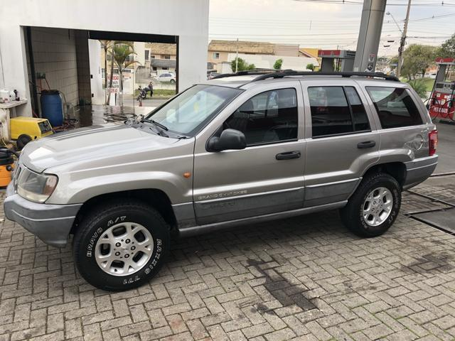 Lovely Jeep Grand Cherokee (2000)