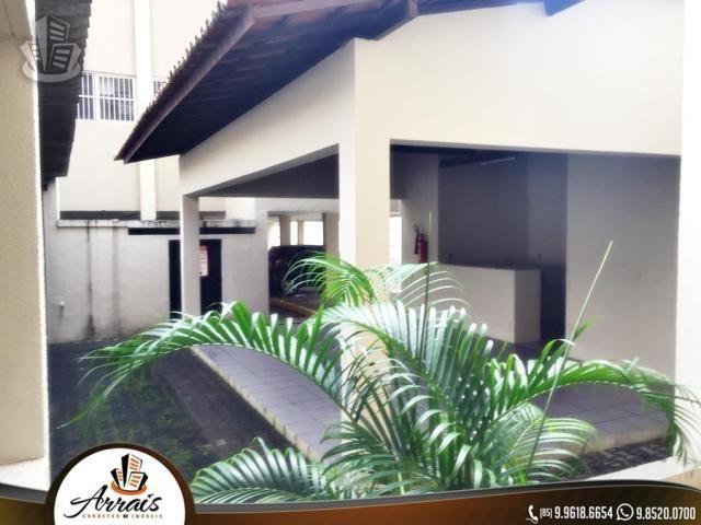 Apartamento grande no Vila União / Parreão - Foto 2