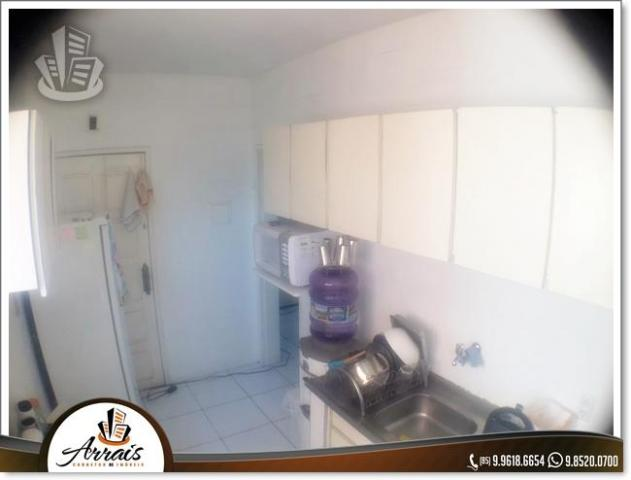 Apartamento residencial à venda, Benfica, Fortaleza. - Foto 18