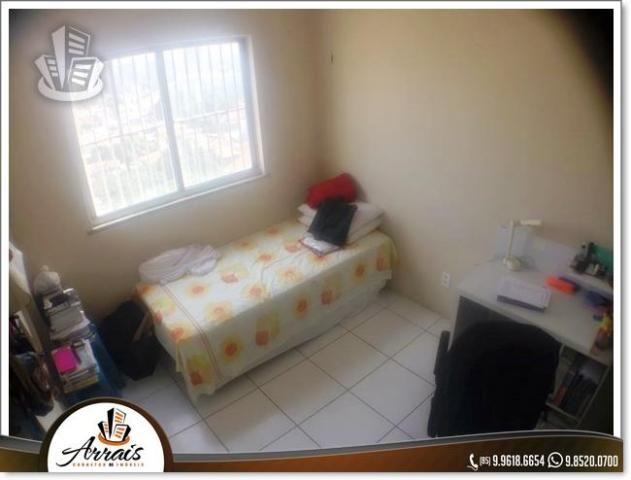 Apartamento residencial à venda, Benfica, Fortaleza. - Foto 12