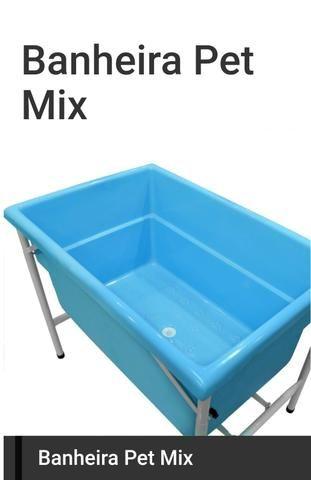 Banheira , para seu banho e tosa , menor preço do mercado.