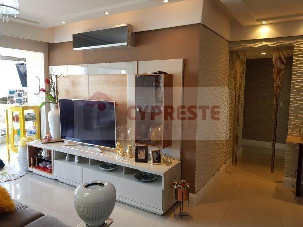 Apartamento à venda com 4 dormitórios em Praia da costa, Vila velha cod:10746 - Foto 4
