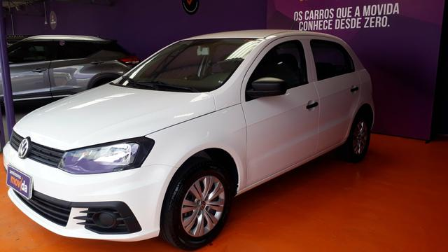 Vw - Volkswagen Gol Trendline 1.6 8v 5P 2017 - Foto 3