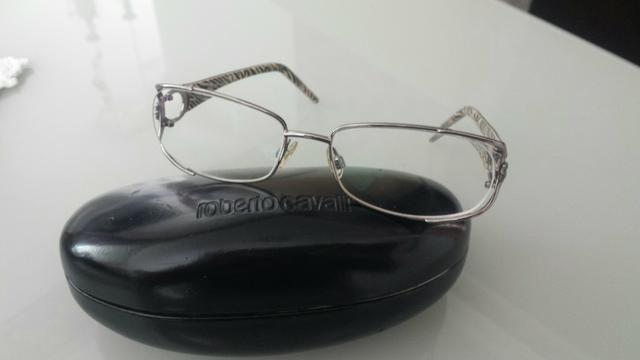 149cdb433b14f Armação de óculos de grau roberto cavalli original por 55