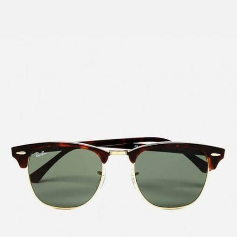a3da9c636 Óculos de sol ray-ban clubmaster marrom - Bijouterias, relógios e ...