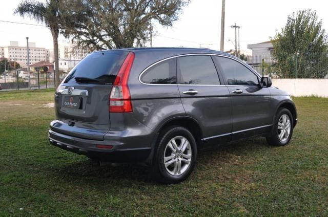 Honda Cr-v Exl 2.0 16v 4wd 2011 Gasolina - Foto 5