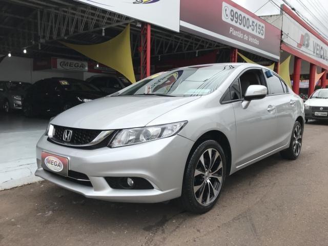 Honda civic sedan lxr 2.0 flexone 16v aut. 4p - Foto 12