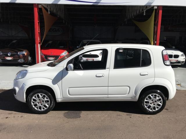 Fiat uno attractive 1.0 evo fire flex 8v 5p - Foto 14