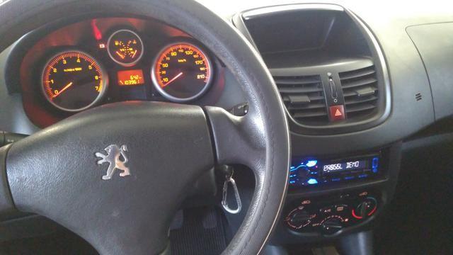 Peugeot 207 Hatch 1.4.flex. 08/09 - Foto 6