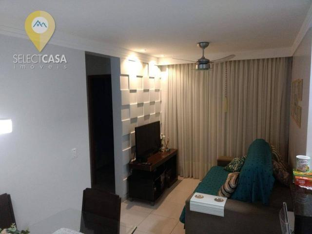 Lindo apartamento em morada de laranjeiras 2 quartos - Foto 13