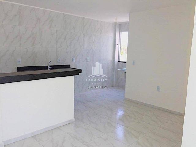 Apartamento com 3 quartos à venda, José de Alencar - Fortaleza/CE - Foto 13