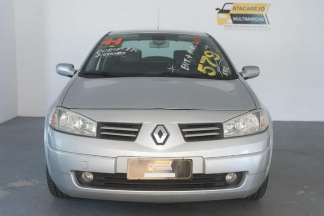 Renault Megane Sedã Dynamique - 1.6 16v(Hi-Flex) 4p 2011