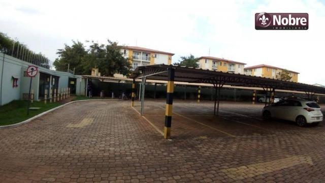 Apartamento para alugar, 68 m² por r$ 1.050,00/mês - plano diretor norte - palmas/to - Foto 2