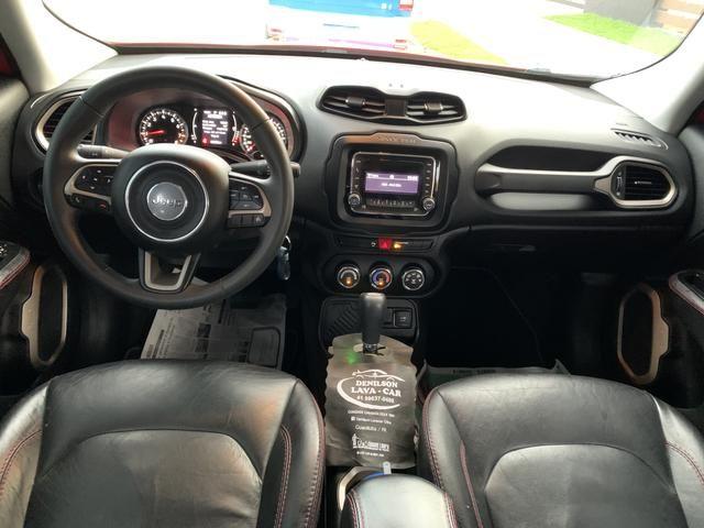Jeep Renegade 1.8 Sport Automático 2016 - Foto 6