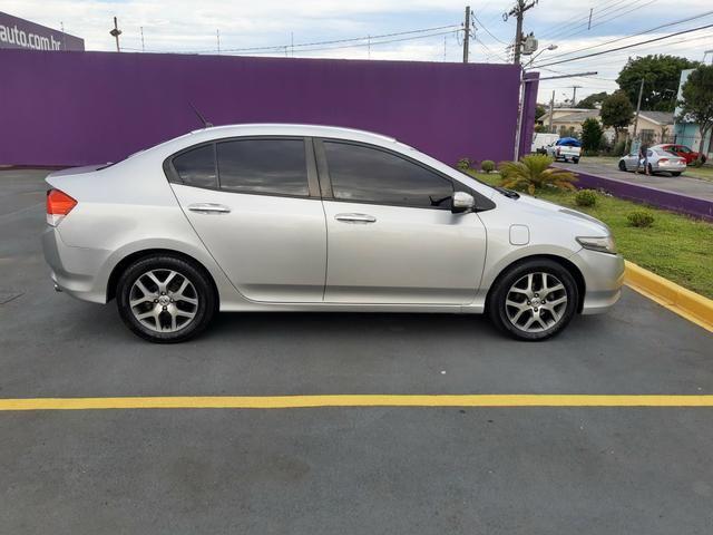Vendo Honda City EX 2011 Automático - Foto 4