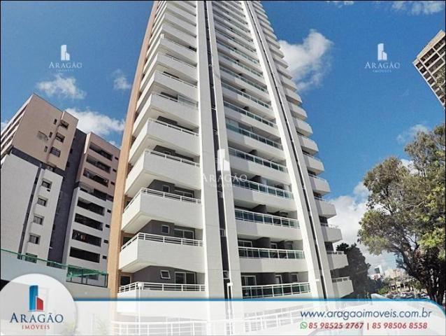 Apartamento com 3 suítes à venda, 94 m² por r$ 780.000 - aldeota (repasse de particular) - Foto 2
