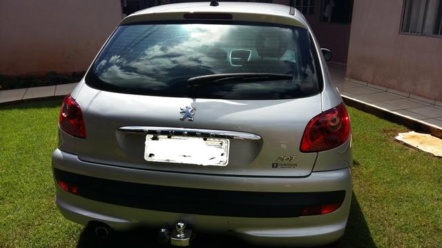 Peugeot 207 1.6 Flex - Foto 6
