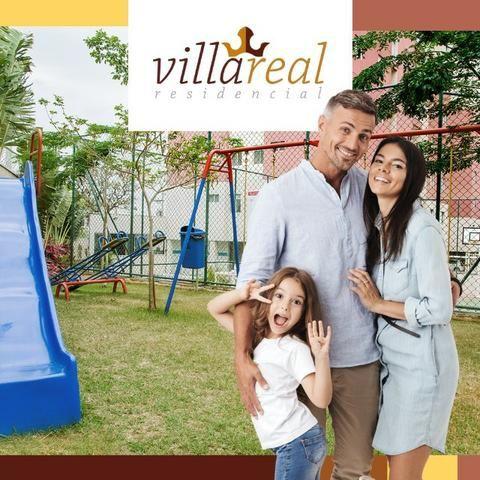 VillaReall Residencial Aptos 2 Dorms 58m2 2 Dorms 1 Vaga C/Varanda Lazer Completo - Foto 5