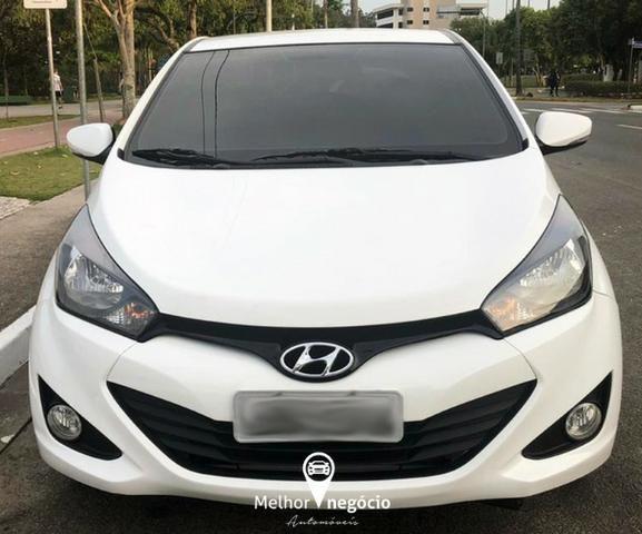 Hyundai HB20 Sedan Comf. Plus 1.6 Flex Aut. Branco - Foto 2