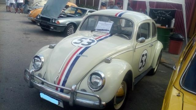 Fusca Herbie - ano 1966 - doc ok - Foto 3