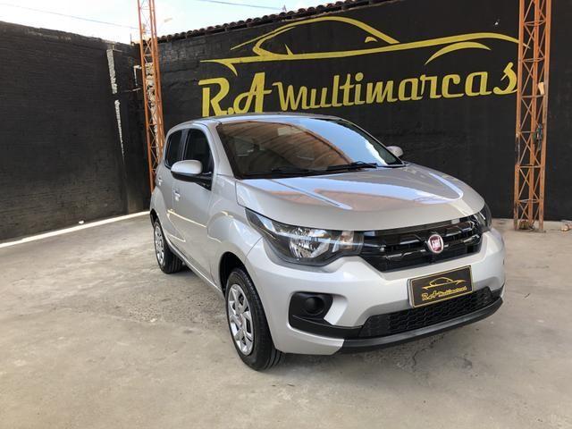 Fiat Mobi Drive 2018 Completo Extra !!!! - Foto 3