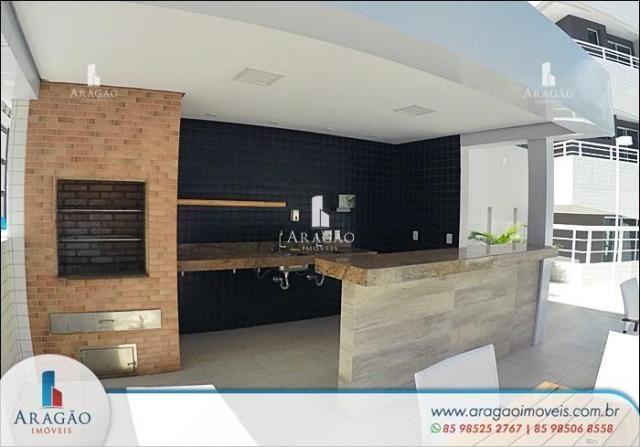 Apartamento com 3 suítes à venda, 94 m² por r$ 780.000 - aldeota (repasse de particular) - Foto 15