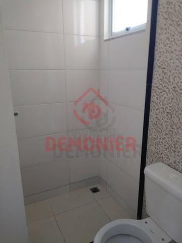 Alugo apartamento novo 2 quartos com suíte, 1 vaga, Campo Grande, com lazer - Foto 8