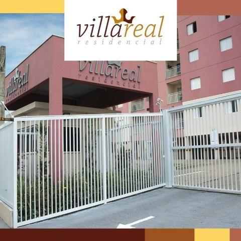 VillaReall Residencial Aptos 2 Dorms 58m2 2 Dorms 1 Vaga C/Varanda Lazer Completo