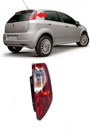 Lanterna Traseira Fiat Punto 2008 2009 2010 2011 Direito